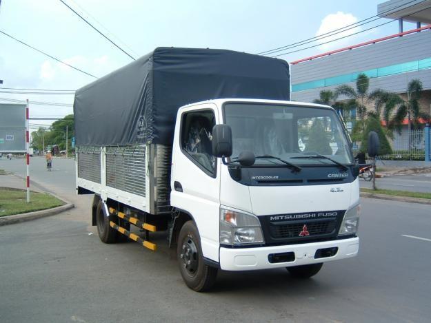 Cho thuê xe tải huyện Bình Chánh chở hàng chất lượng tốt, giá cực rẻ