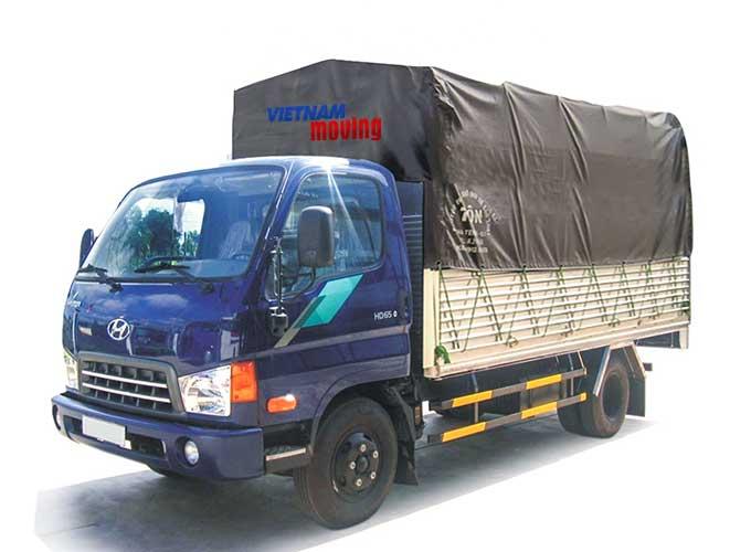 Cho thuê xe tải huyện Củ Chi chở hàng nhanh, đúng giờ, giá tốt hình 2