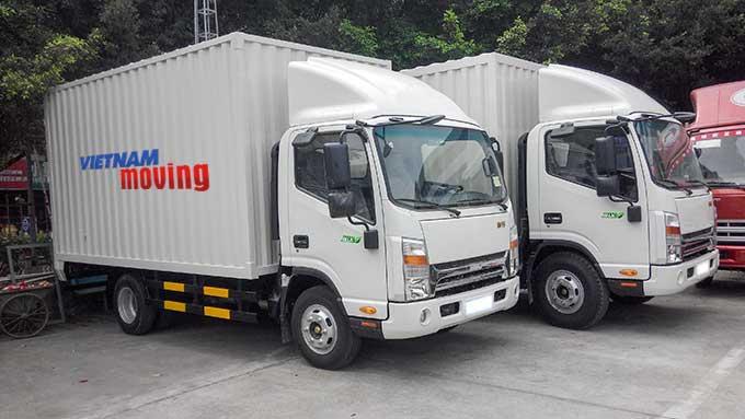 Cho thuê xe tải huyện Củ Chi chở hàng nhanh, đúng giờ, giá tốt