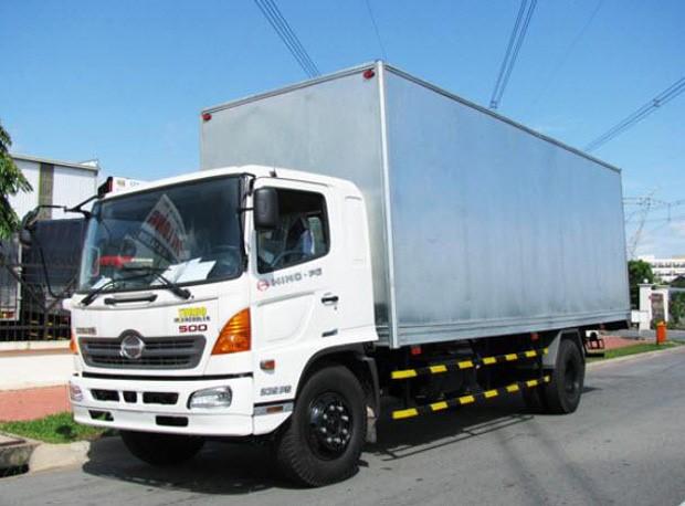 Cho thuê xe tải huyện Gia Lâm, Hà Nội hiệu quả chất lượng