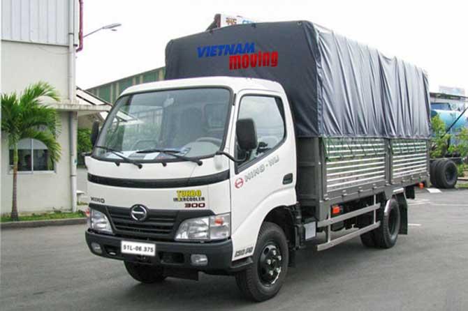 Cho thuê xe tải huyện Hoài Đức, Hà Nội an toàn nhanh chóng hình 2