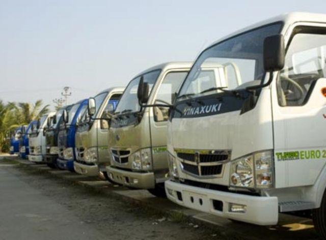 Cho thuê xe tải quận Bình Thạnh TPHCM uy tín, giá thấp hình 1