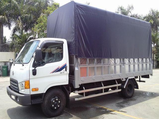 Cho thuê xe tải quận Hoàng Mai, Hà Nội chở hàng an toàn, hiệu quả