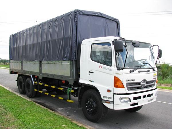 Cho thuê xe tải Quận Thủ Đức TPHCM chất lượng, chuyên nghiệp