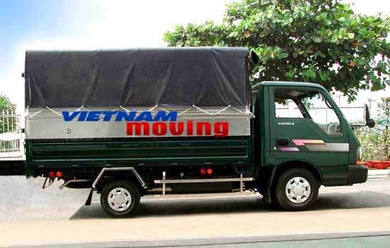 Taxi tải quận Ba Đình