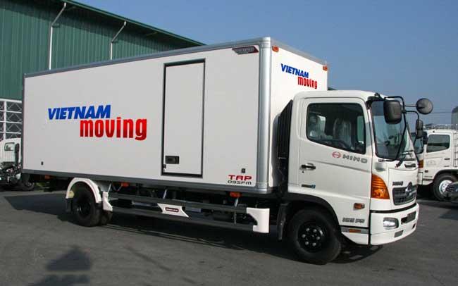 Chuyển nhà, chuyển văn phòng tiện lợi với taxi tải Quận 12 TPHCM