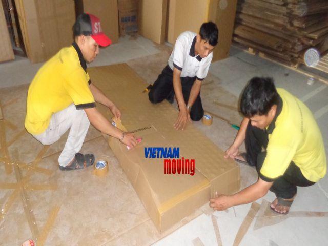 Khách hàng nói gì về dịch vụ chuyển văn phòng Vietnam Moving(Vietnam Moving(Vinamoving))