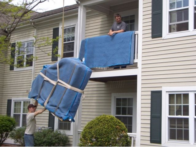 Chuyển đàn piano an toàn, hợp lý khi chuyển nhà