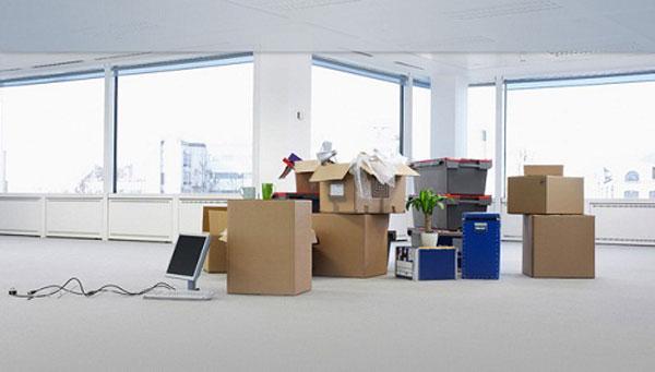Cách vận chuyển hàng hóa khi chuyển văn phòng của vinamoving