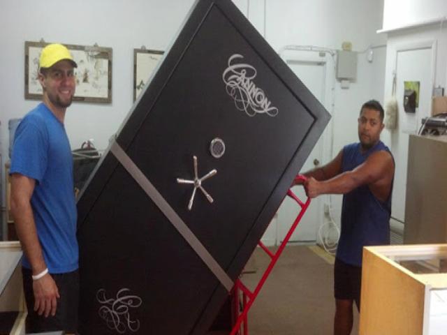 vận chuyển két sắt hiệu quả và an toàn