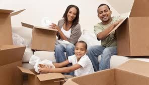 người nước ngoài chuyển nhà