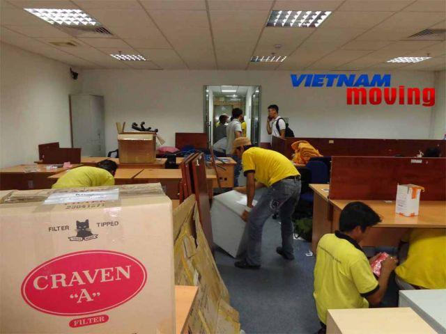 Dịch vụ chuyển văn phòng, giải pháp tối ưu cho doanh nghiệp chuyển địa điểm