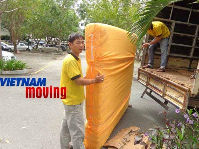 Vietnam Moving - Lời hứa mang đến dịch vụ chuyển nhà tốt nhất