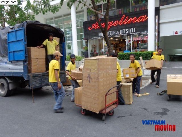 Tìm dịch vụ chuyển nhà trọn gói