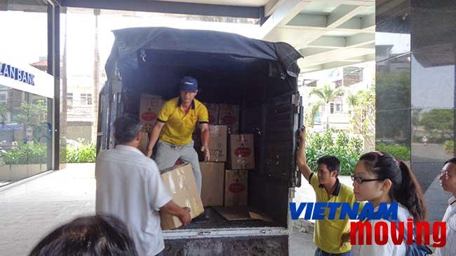 Chuyển nhà dễ dàng với dịch vụ trọn gói tại TP. Hồ Chí Minh
