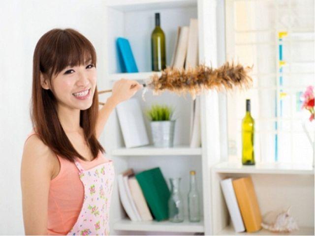 Cách khử mùi nhà sau khi chuyển đồ đạc vào nhà mới