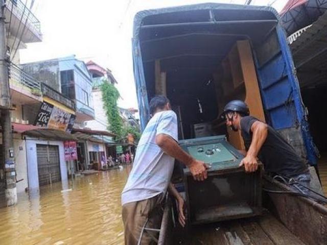 Cách chuyển nhà khi trời mưa giữ cho đồ vật không bị ướt