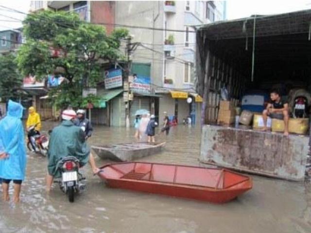 Cách vận chuyển nhà ở khi trời mưa an toàn