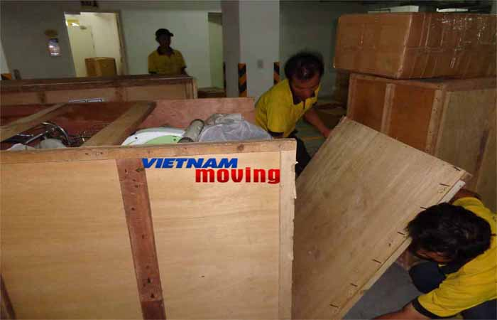 Thế nào là dịch vụ chuyển nhà trọn gói chuyên nghiệp