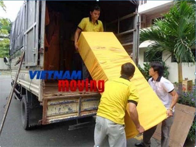 Dịch vụ chuyển văn phòng Cholimex Nguyễn Trãi