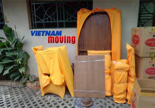 Dịch vụ chuyển nhà trọn gói Vietnam Moving (Vinamoving) ở quận Tân Bình, TPHCM
