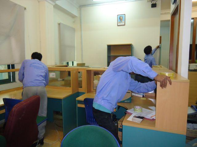 Cách chuyển văn phòng hiện đại và an toàn