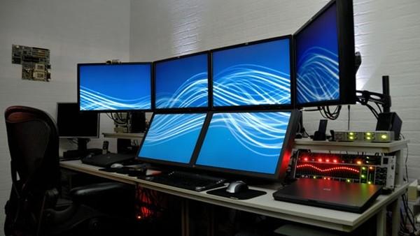 Một số cách chuyển máy tính văn phòng