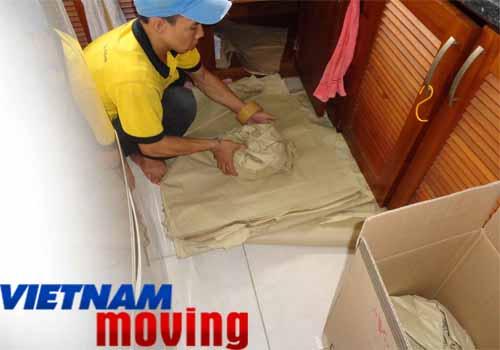 Phòng ngừa việc đồ dùng bị hỏng hóc, mất mát trong khi chuyển nhà