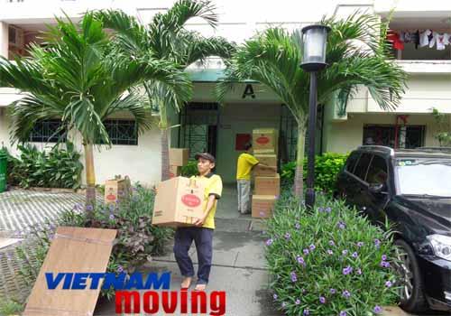 Thời gian chuyển nhà khoảng bao lâu thì xong?