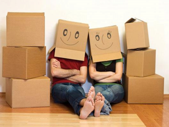 chuyển nhà bằng xe container đảm bảo nhanh chóng