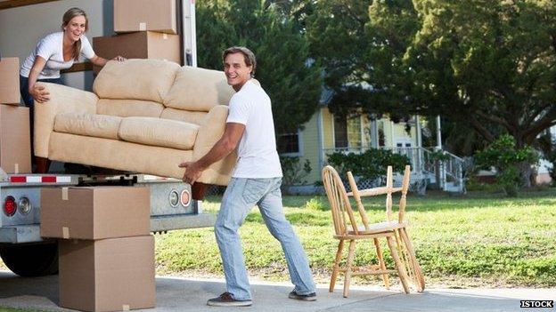 Ưu điểm khi chuyển nhà trọn gói bằng container