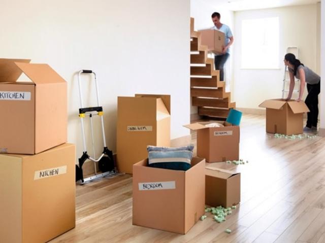 Cách chuyển nhà chung cư
