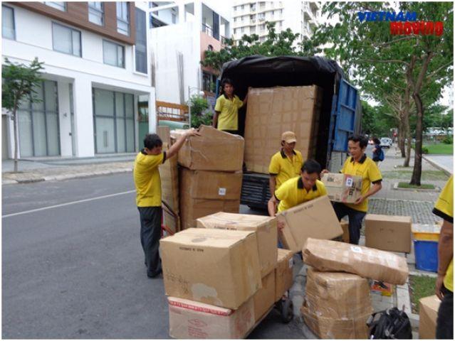 Dịch vụ cho thuê xe tải vận chuyển hàng