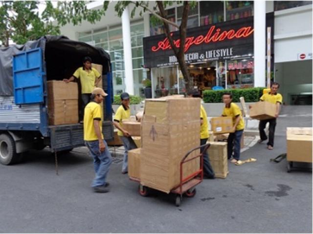 Dịch vụ chuyển nhà trọn gói ở Central Garden