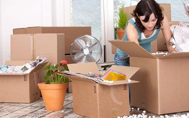 Cách sắp xếp đồ đạc gọn gàng hơn sau khi chuyển nhà