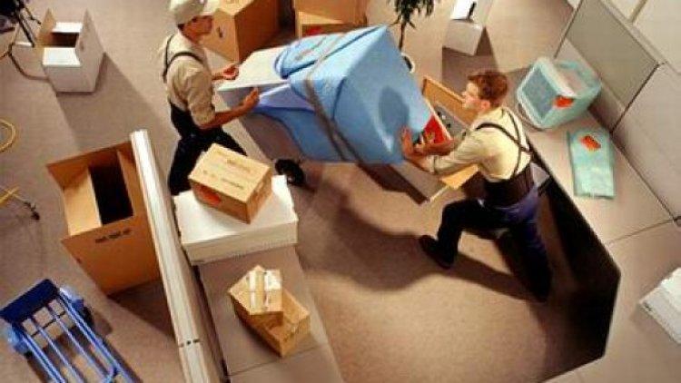 chuyển thiết bị văn phòng