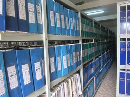 Cách giữ tài liệu an toàn