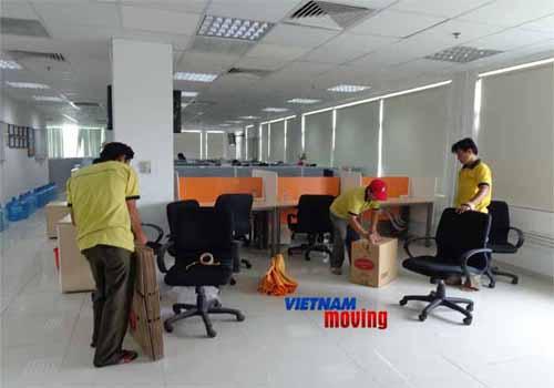 Cách nhận biết công ty dịch vụ chuyển văn phòng chất lượng.