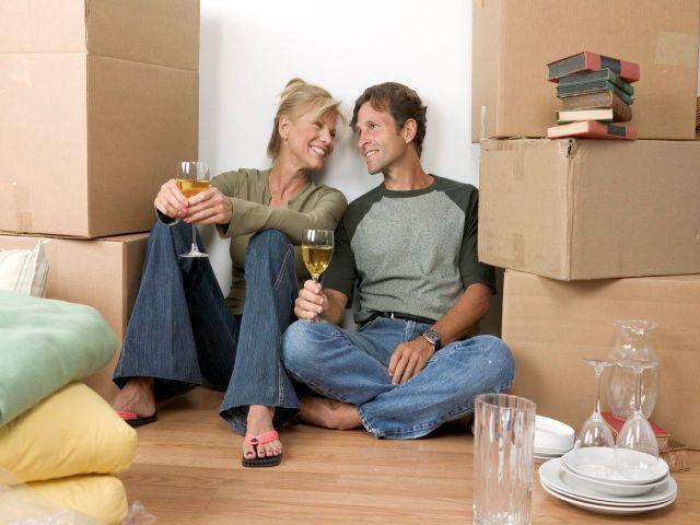 căng thẳng khi chuyển nhà