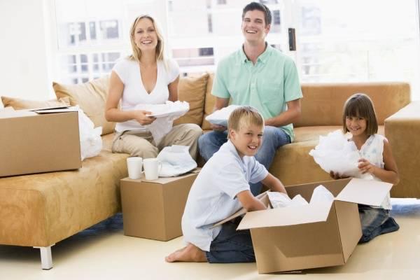 chuyển nhà trọn gói bao gồm những công việc gì