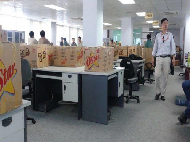 Những lý do nên lựa chọn dịch vụ chuyển văn phòng chuyên nghiệp