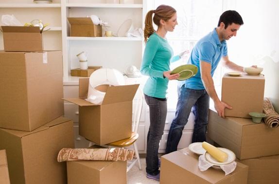 mua sắm sau khi chuyển nhà?