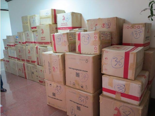 Dịch vụ chuyển sách vở, tài liệu học tập