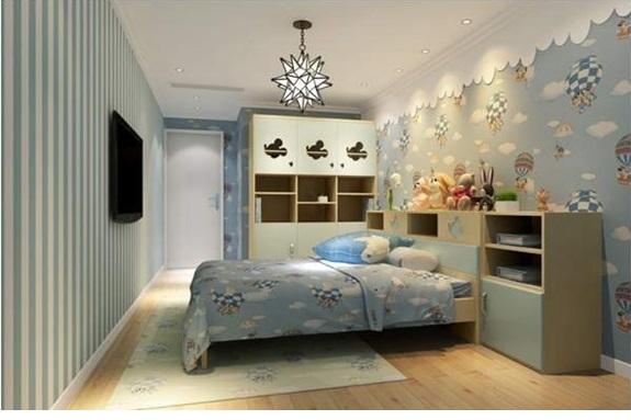 Cách chọn đồ phòng ngủ mới cho trẻ