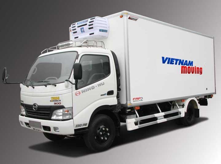 Địa chỉ nào cho thuê xe tải Hải Dương giá rẻ