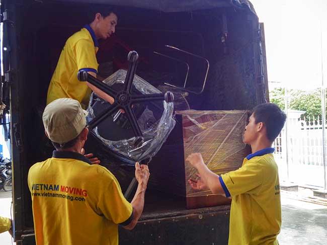 Địa chỉ những công ty cung cấp dịch vụ chuyển nhà tại TPHCM