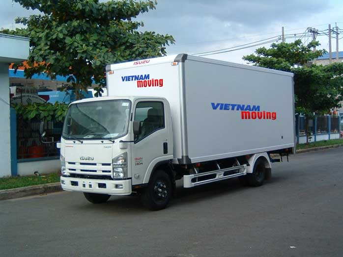 Dịch vụ cho thuê xe tải quận 2 TPHCM nhanh chóng và an toàn