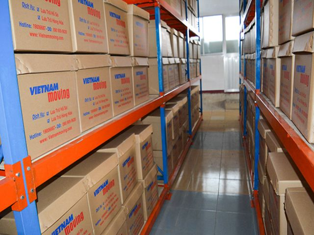 Dịch vụ cho thuê kho lưu trữ tài liệu