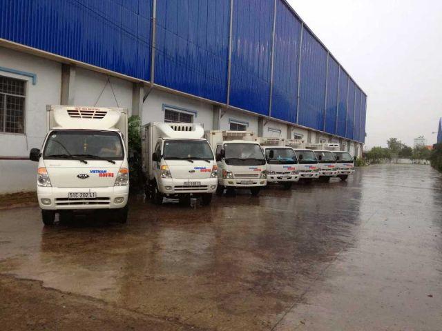 Dịch vụ cho thuê xe tải lớn chở hàng giá rẻ