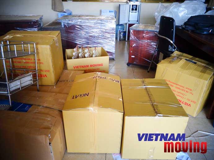 Dịch vụ chuyển nhà Phú Mỹ Hưng an toàn, tiết kiệm chi phí